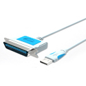 Usb 2.0 To Ieee-1284 Parallelcable 1.5 Meter