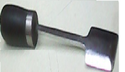 Cement Spatula With Wooden Handle