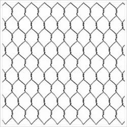 Galvanised Iron Hexagonal Chicken Wire Mesh, For Poultry Cage etc