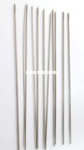 Threaded Guide Wire Orthopedic Implant