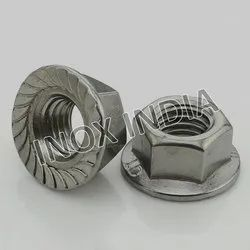SS 316 Flange Nuts