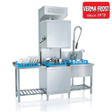 Hood Type Dishwasher Machine