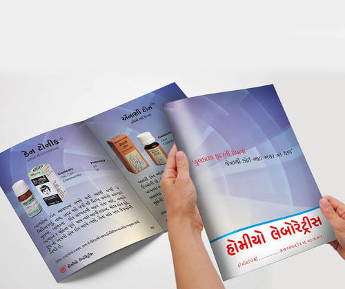 Brochure Design And Printing Service