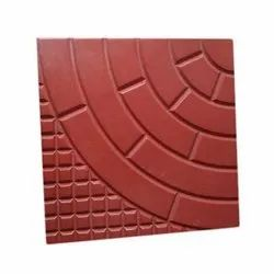 Red Ultra Paver Tile