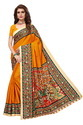 Fancy Kalamkari Khadi Silk Saree