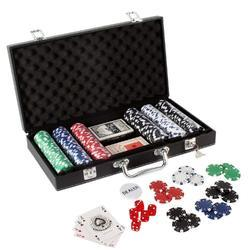 500 Coins Poker Chips Set