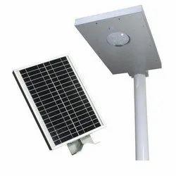Solar LED Integrated Street Light