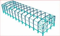 Industrial Structural Design Service, in Pan India