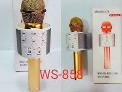 Wireless Microphone Hifi Speaker