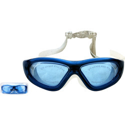 Hawk Blue Swimming Goggle, Model Number: 9100