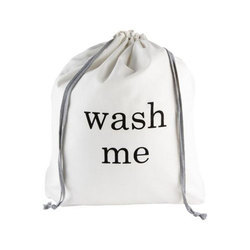 Cotton Washable Laundry Bags