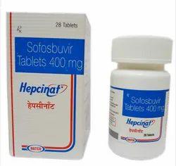 Hepcinat Sofosbuvir 400mg