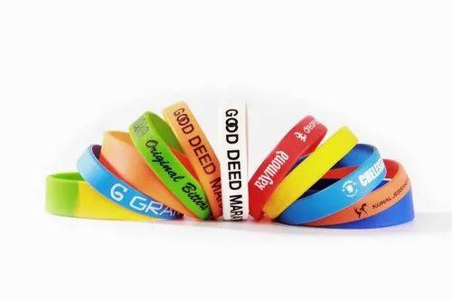 13mm Silicone Wristband