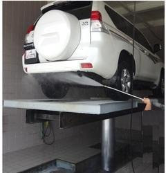 Washing Lift With TRP Platform