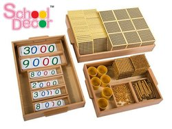 Montessori Teaching Aids