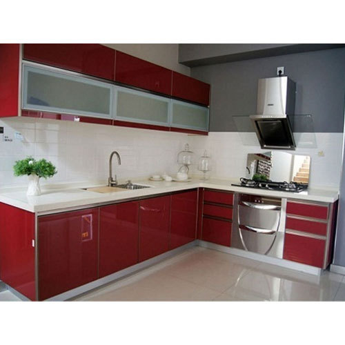 Image result for Modern Kitchen Cabinet