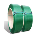 Green PET Box Strapping Roll