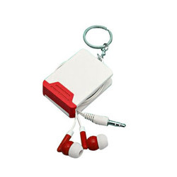 Earphones Key chain