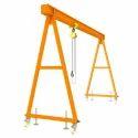 Portable Single Girder Gantry Cranes