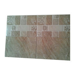 Suman Traders Gloss Floral Ceramic Digital Wall Tiles, Thickness: 5-10 mm