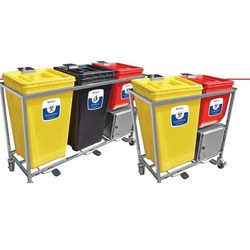 SoClean Bio Medical Waste Bins, for Clinic and Hospital