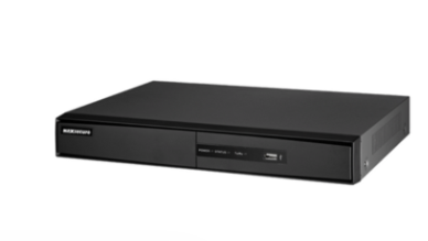 Hikvision Turbo Fullhd 1080p Dvr (16ch )2 Hard Drive Support