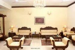 Antique Designer Wooden Sofa Set