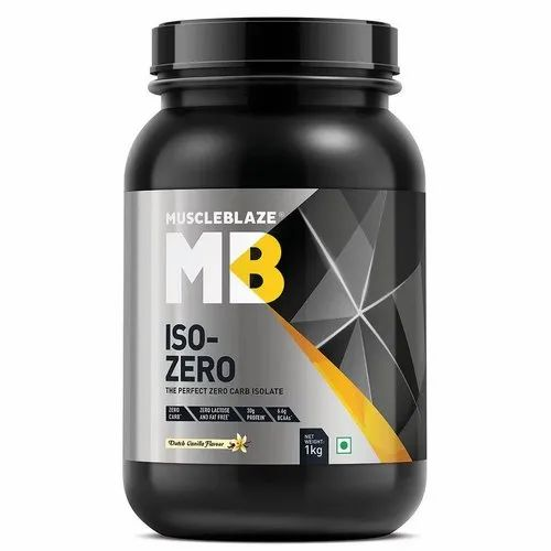 MB Vanilla Whey Isolate, 1 Kg, Non prescription
