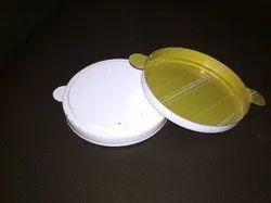 White Tin Plate Barrel Seal, Capacity: 25000