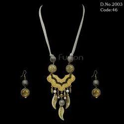 Western Mala Necklace Set