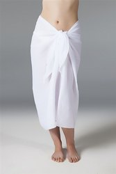 Printed Cotton Beachwear Sarong