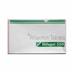 Rifaximin 550 (rifagut)