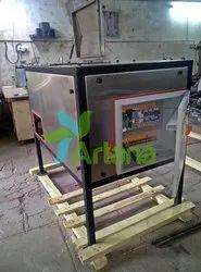 Ecobot Automatic Waste Converter Machine EB-1000, Capacity: 25 To