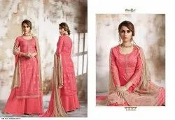 Partywear Lawn Cotton Suits