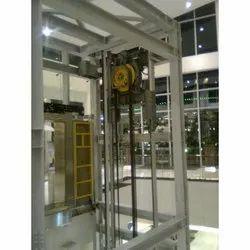 MRL Elevator auto door