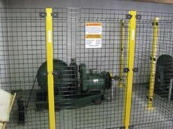 Yellow Machine Guarding