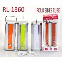 Rocklight 10 W RL-1860 Rechargeable Emergency Light