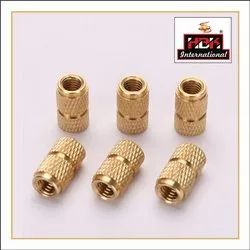 M3 Brass Threaded Inserts