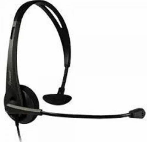 ad9184006fc Accutone Black Ub 200 Headset, Rs 2300 /piece, Optima Technologies ...
