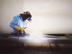 Aluminium Welding - (TIG)
