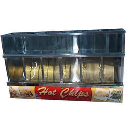 Hot Chips SS Display Counter