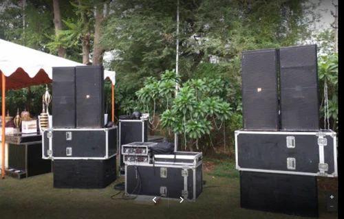 Service Provider of DJ Sound System Rental Service For Kitty