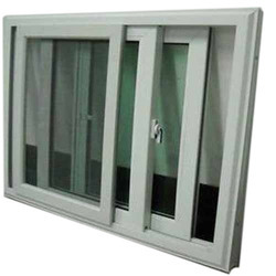 3 Track Aluminum Sliding Window