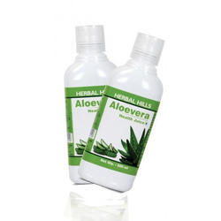 Aloevera Juice Bottle