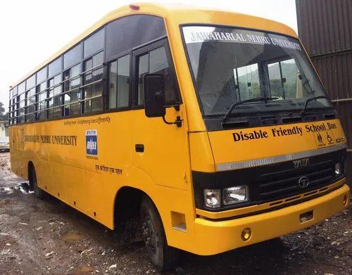 Disable Friendly Bus on TATA LP 909/49 CNG, TATA LP 909/49