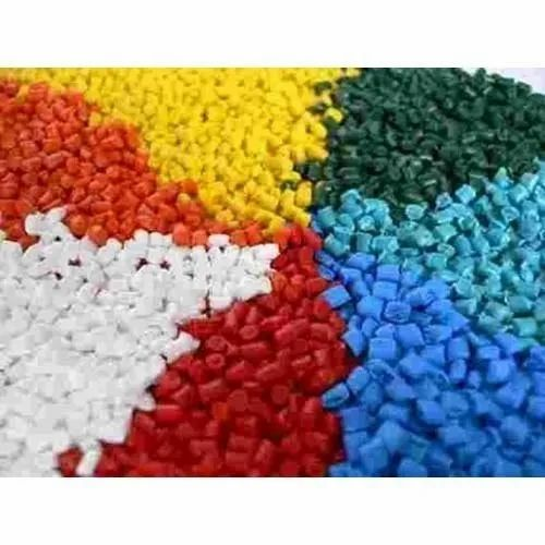 Colored Plastic Granule, Pack Size: 30 Kg, For Industrial