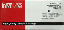 38X (Q1338X) Compatible Black Toner Cartridge For HP Printers