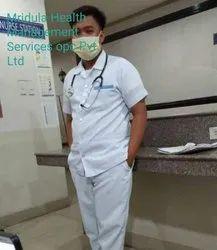 Nursing hospital service