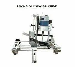 Lock Mortising Machine Imported