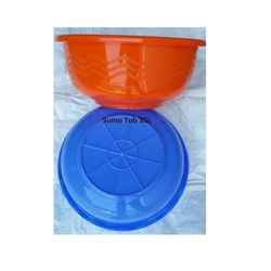 Plastic Sumo Tub